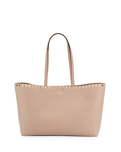 Rockstud Small Tote Bag by Valentino Garavani