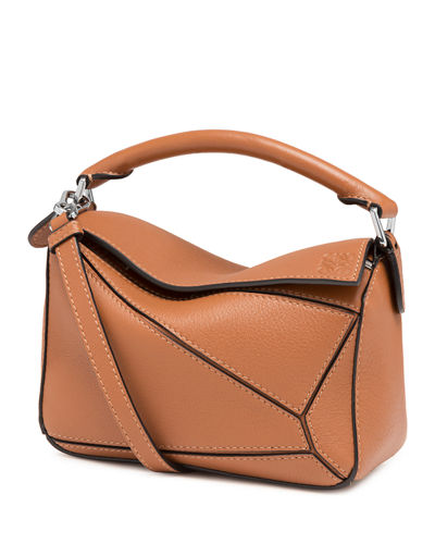 Puzzle Mini Classic Satchel Bag