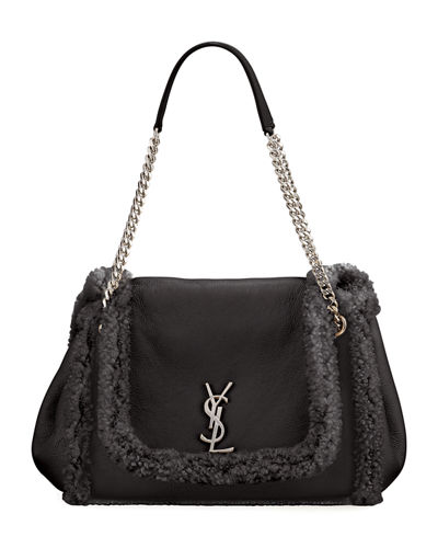 e4d13d0d45 Saint Laurent Handbags : Shoulder & Satchel Bags at Bergdorf Goodman