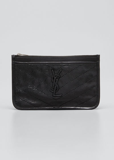 Niki Small Zip Pouch Bag
