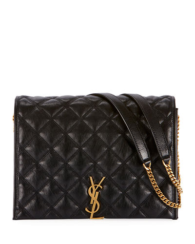 Becky Small Quilted Shoulder Bag