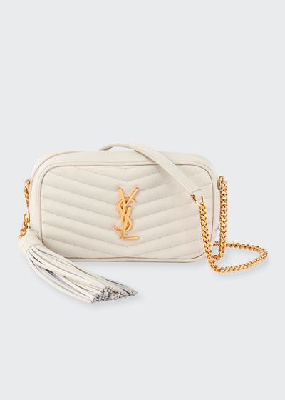 Lou Mini Grain de Poudre Camera Crossbody Bag