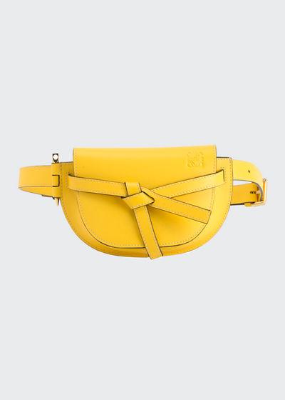Gate Mini Calf Bum Belt Bag