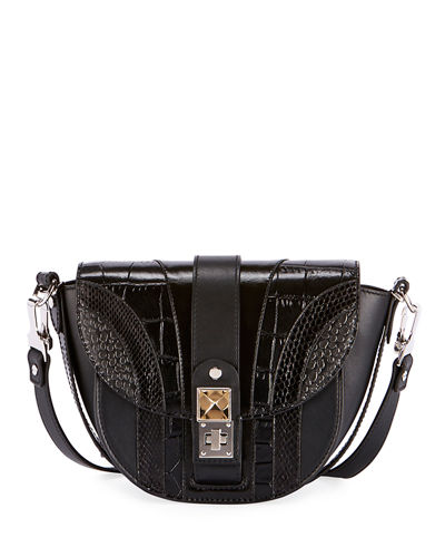 Ps1 Small Saddle Shoulder Bag