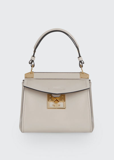 Mystic Small Calfskin Top-Handle Bag