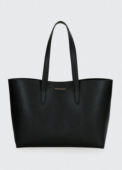 Dauphine Morbi Stampa Shopping Tote Bag