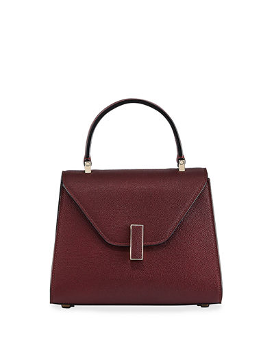 Smooth Calf Mini Iside Top Handle Bag