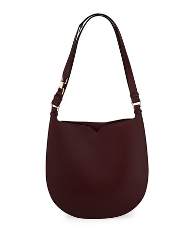 Saffiano Weekend Hobo Bag