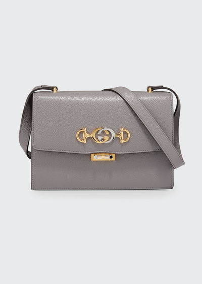 Zumi Small Grain Shoulder Bag