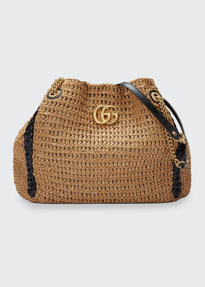 GG Marmont Large Tote Bag