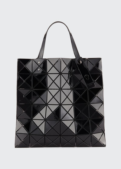 Lucent Geo Lightweight Collapsible Tote Bag