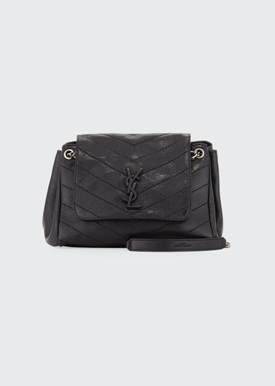 Nolita Flap Double Shoulder Bag