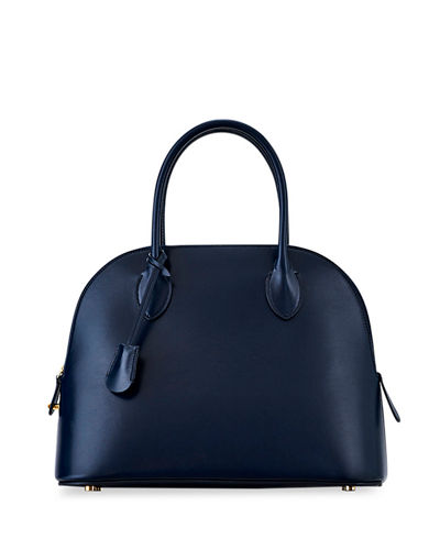 Lady Bag in Soft Box Calf Leather