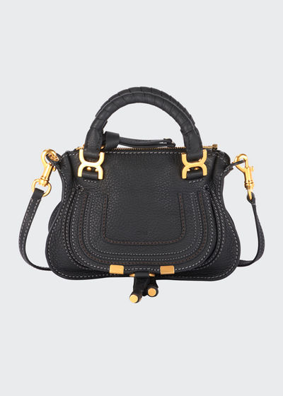 Marcie Mini Satchel Bag