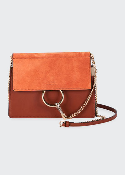 Faye Mini Chain Crossbody Bag