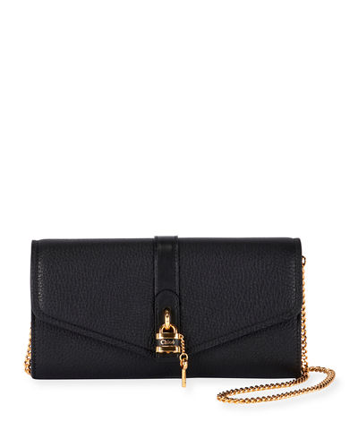 Aby Long Flap Wallet on Chain