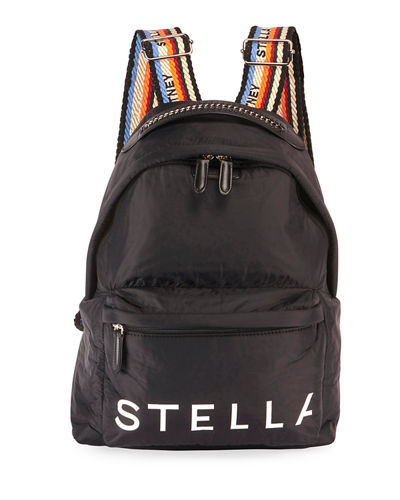 Stella Logo Eco Padded Backpack