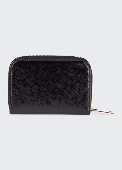 Iconic Print Small Wallet