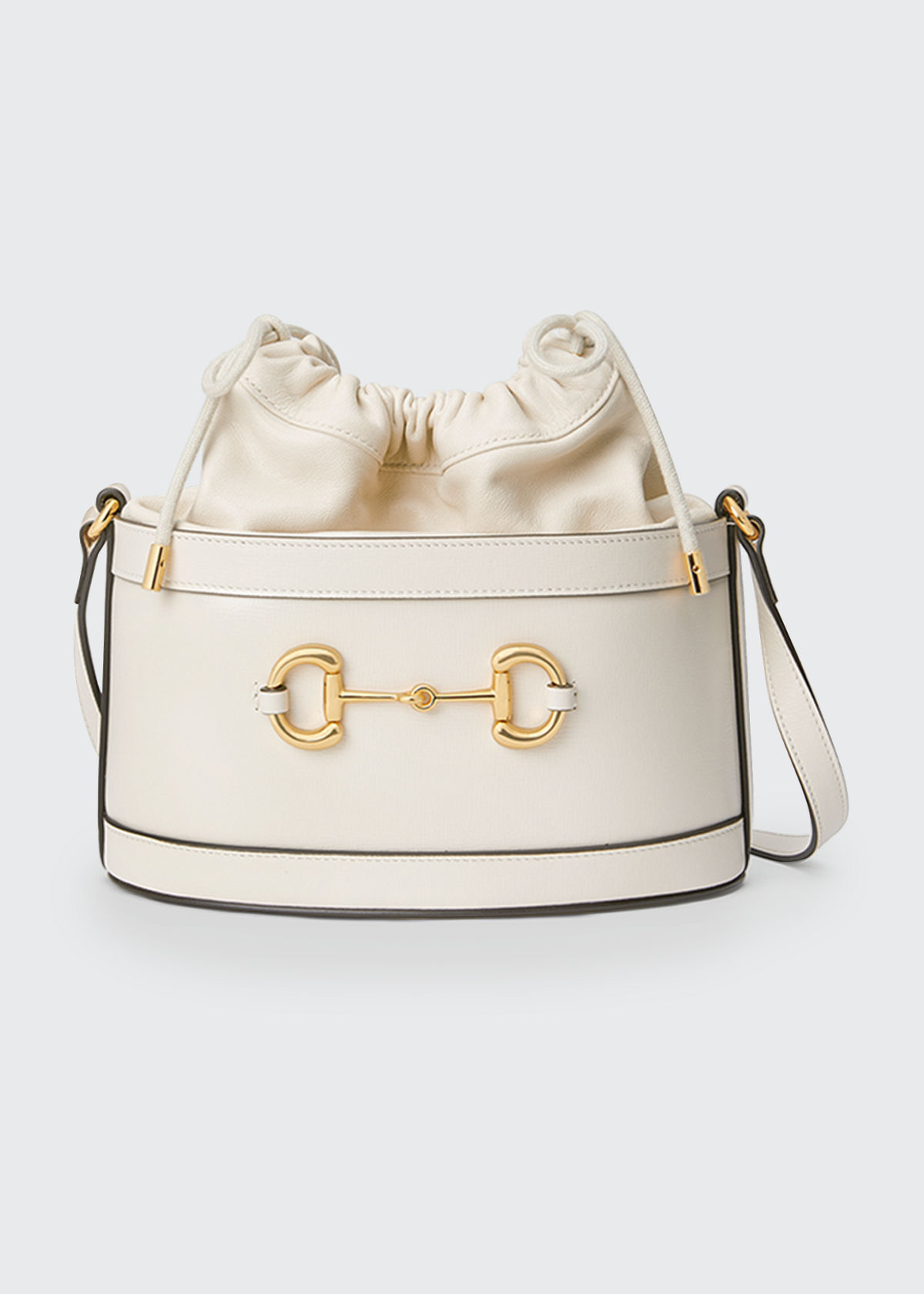 Gucci Shoulder 1955 MORSETTO MINI HORSEBIT LEATHER SHOULDER BAG
