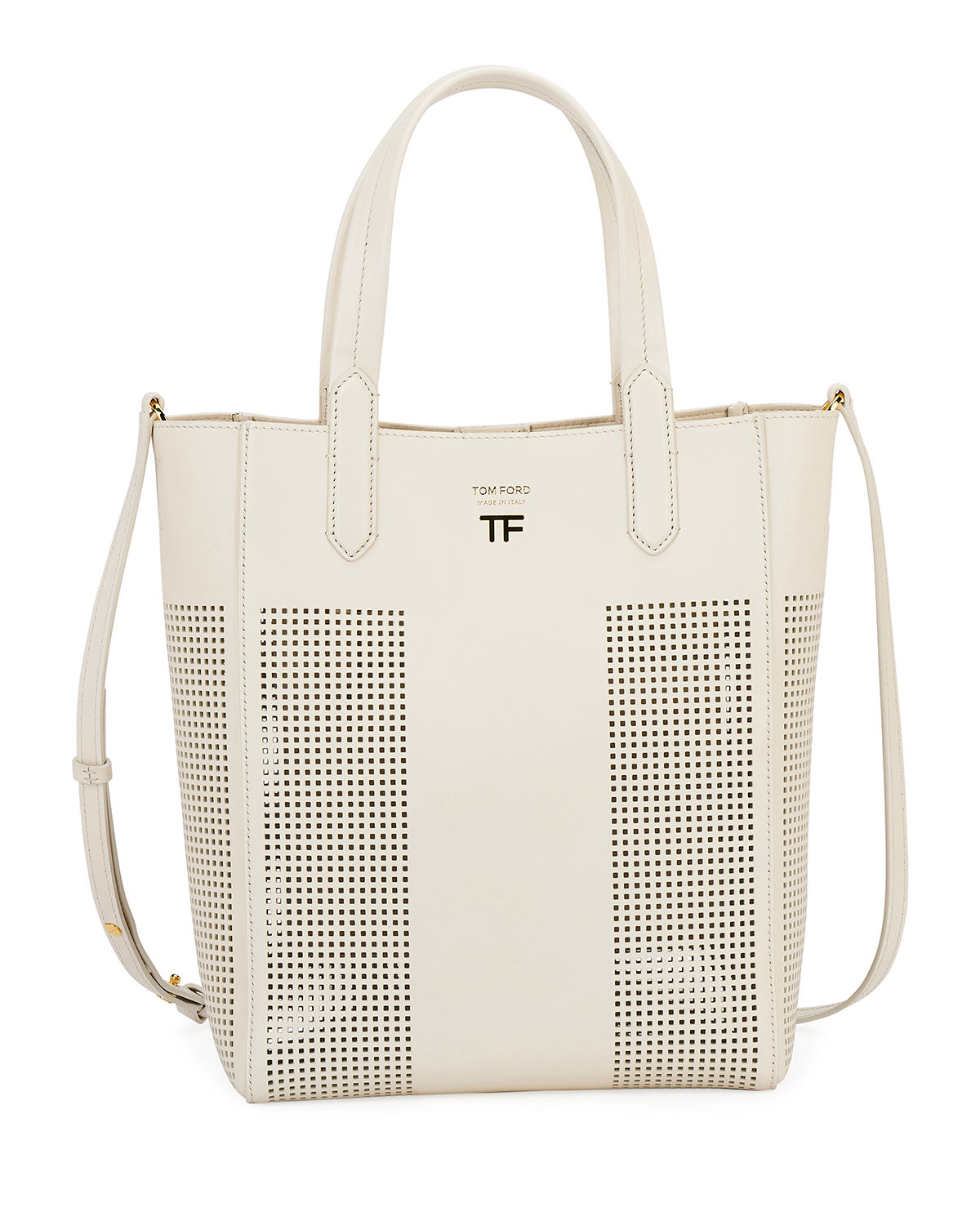 Tom Ford Totes PERFORATED SMALL TOTE BAG