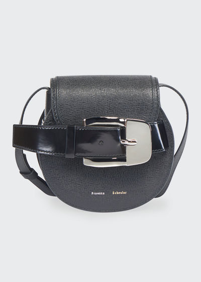 Buckle Mini Crossbody Bag