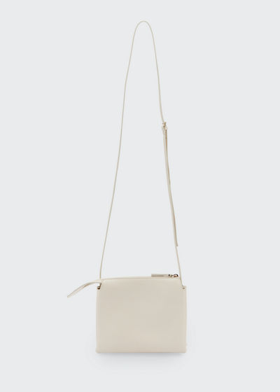 Nu Mini Twin Smooth Crossbody Bag