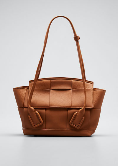 Arco Small Top-Handle Tote Bag