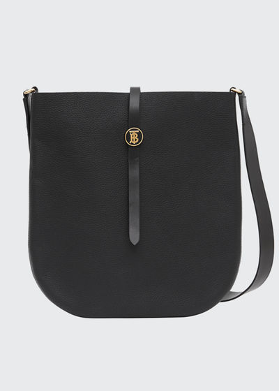 Grainy Leather Anne Bag