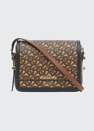 Small Grace TB Monogram Crossbody Bag