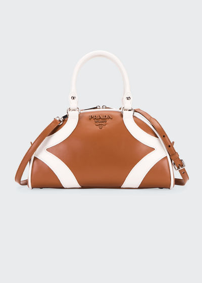 Bowling Bag w/ Removable Crossbody Strap