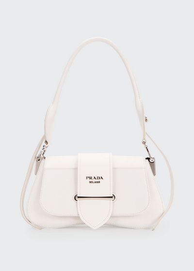 Sidonie Leather Shoulder Bag
