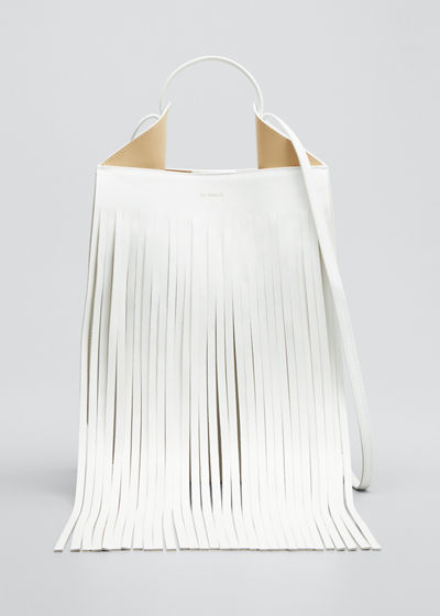 Helene Mini Fringe Tote Bag