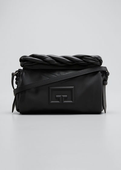 ID 93 Medium Twisted-Strap Shoulder Bag