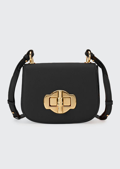 Pattina Crossbody Saddle Bag