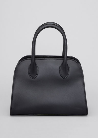 Margaux 7.5 Top-Handle Bag in Calfskin Leather