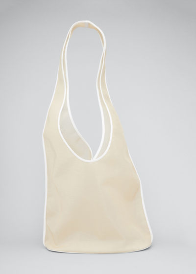 Sock Bindle Hobo Bag in Nylon