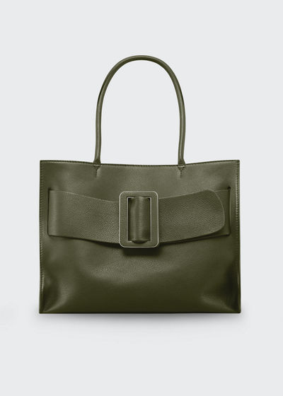 Bobby Belted Top Handle Tote Bag