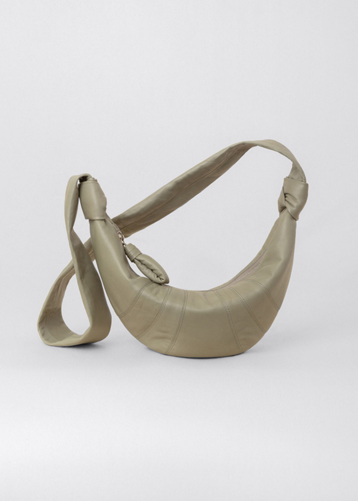 Lemaire CROISSANT SMALL HOBO BAG