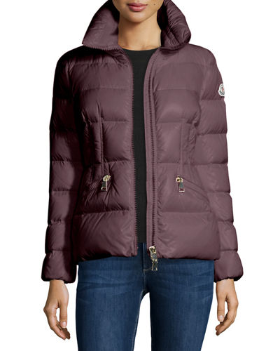 Danae Quilted Puffer Coat