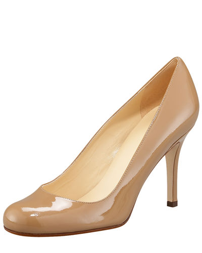 Karolina Patent Pump by Kate Spade New York