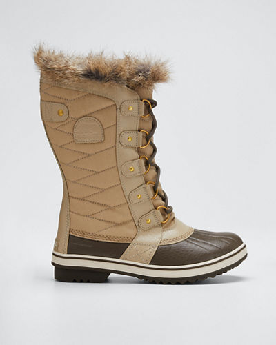 Tofino™ II Fur-Trim Quilted Boots