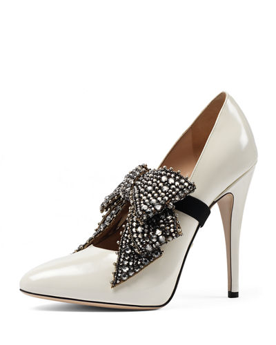Elaisa Crystal Bow Pump