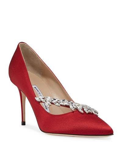 d6de3067f32 Manolo Blahnik at Bergdorf Goodman