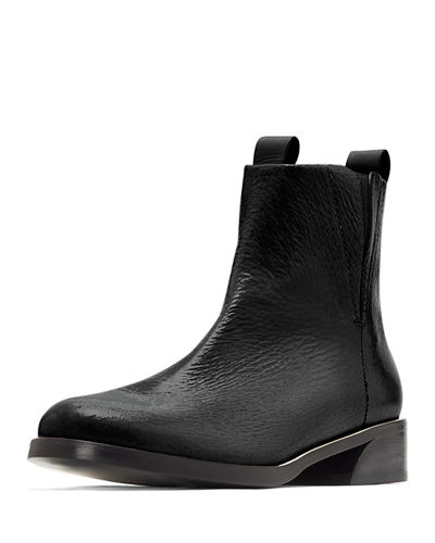 Xandra Leather Chelsea Boot