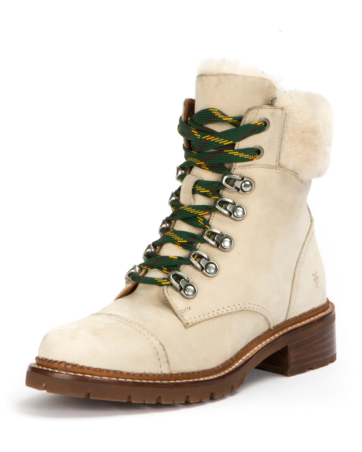Frye Boots SAMANTHA BRUSHED HIKER BOOT