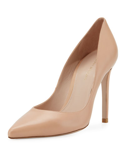 Curvia Leather 100mm Pump