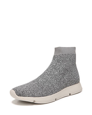 Women'S Tyra High Top Stretch Sock Sneakers, Gray from Gilt