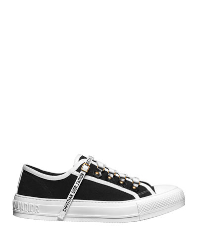Christian Dior Leather Low-Top Sneakers Sale Genuine Shipping Outlet Store Online AGJ530x4ny