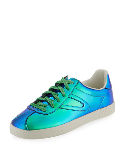 Camden Iridescent Low-Top Sneaker
