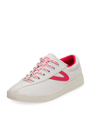 WOMEN'S NYLITE PLUS LACE UP SNEAKERS